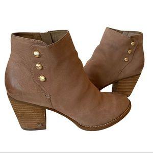 Sam Edelman Mariella Leather Ankle Boots